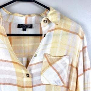 Top shop flannel